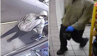 Man Nabbed In Connection With Two Armed Robberies In Area, Police Say
