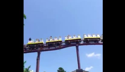 Rides Evacuated After Power Lost At Six Flags Great Adventure
