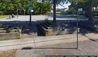 Suspect At Large After 29-Year-Old Fatally Stabbed Outside Area Park In Front Of Crowd