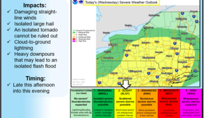 Severe Weather Alert: Storms With Strong Winds Will Sweep Through; Hail, Tornadoes Possible
