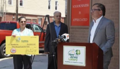Hudson County Store That Sold $124M Ticket Gets Bonus Check
