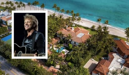 Bon Jovi Buys $43M Florida Mansion As NJ Estate Sits On The Market