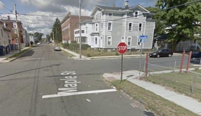 Man, Woman Shot Inside Car In Bridgeport
