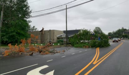 Tropical Storm: Widespread Reports Of Damage In Hard-Hit Fairfield County
