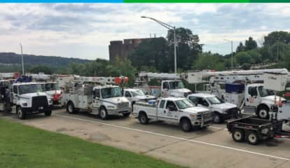 Isaias Outage Update: 1,200 Crews Now At Work; Latest Rundown Of Most-Affected Towns