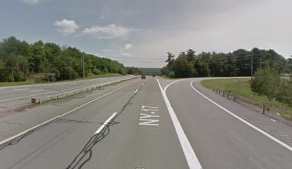 Man, Woman Critically Injured In Route 17 Crash