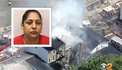 Woman Charged With Burning Down Paterson Building Leaving 60 People Homeless