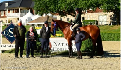 New Canaan 18-Year-Old Wins Maclay Regional Championship In Northern Westchester