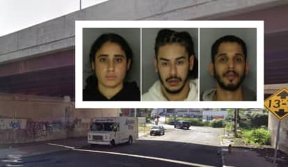 Elizabeth Trio Nabbed In Newark Spray Paint Incident