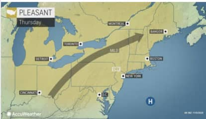 Spring Ahead? Here's How Long A Warm Weather Pattern Will Last In Region