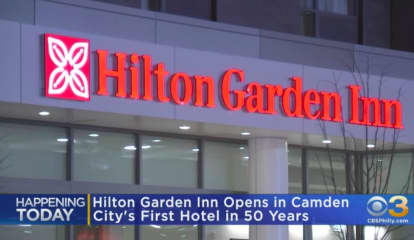 1st New Hotel In Half-Century Opens In Camden