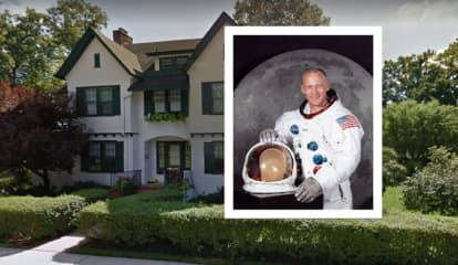 LOOK INSIDE: Buzz Aldrin's $1M Montclair Home May Have Pending Offer
