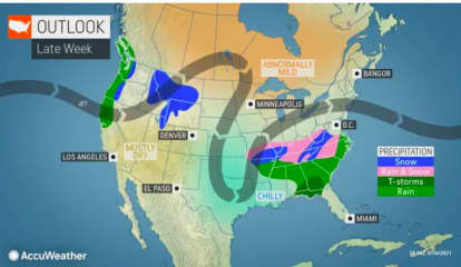 Arctic Blast, New Storm Could Be Coming After Stretch Of Dry Days, Meteorologists Say