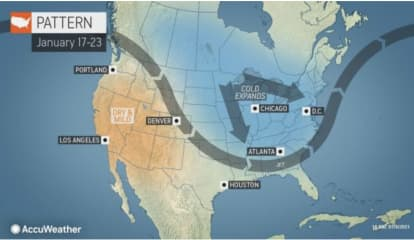 Polar Vortex Expected To Bring Major Shift In Weather Pattern, Several Chances For Snowfall