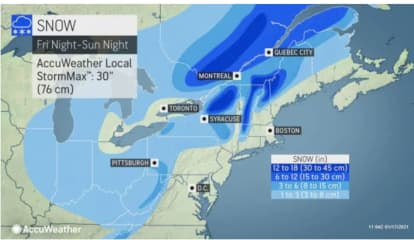 Here's Next Chance For Snow As More Winter-Like Weather Pattern Returns