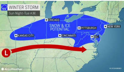 Chances Increase For Winter Storm With Possibly Significant Snowfall