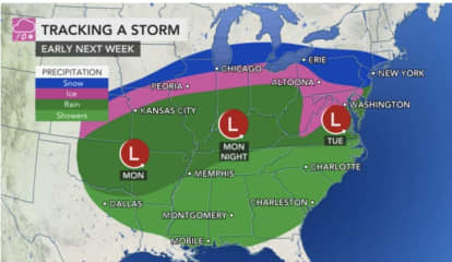 Time Frame Shifts For Potentially Significant Snowstorm