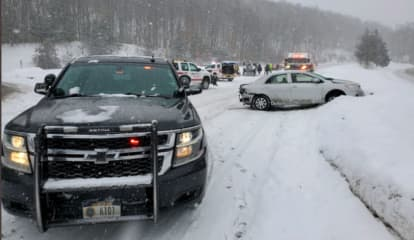 Taconic Parkway Stretch Reopens After Crash In Pleasant Valley