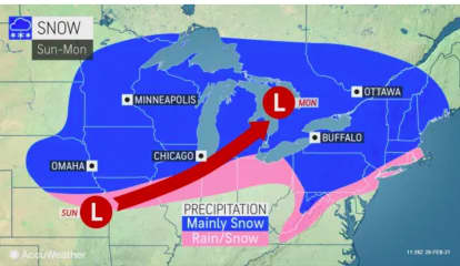 Endless Winter's Not Over Yet: Here's What To Expect From Next Storm System