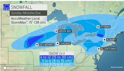 Here's Latest On Quick-Moving Storm: How Much Snow To Expect, And Where It Will Fall