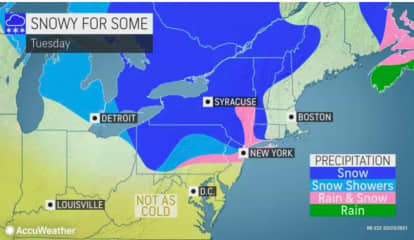 Big Change In Weather Pattern Coming After Icy, Snowy Stretch
