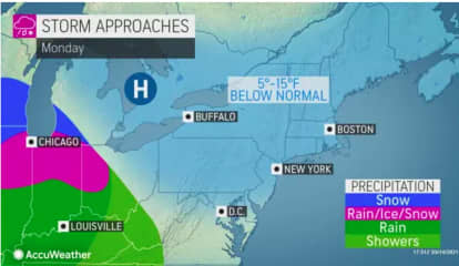 March Madness: Storm Will Sweep Through Bringing Some Snow Just Days Before Spring Starts