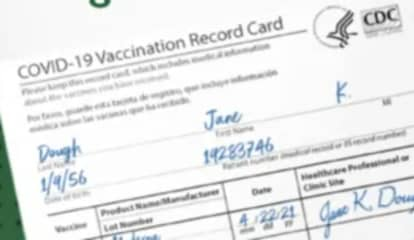 COVID-19: Lost Your Vaccine Card? Here's How To Replace It