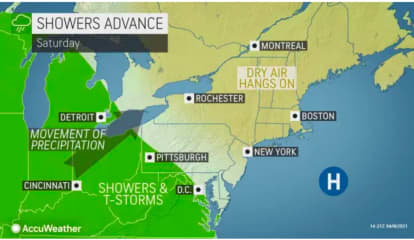 Stormy Weather Pattern Set To Arrive In Region: Here's How Long It Will Last