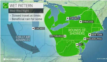 New Storm System Will Bring Big Change In Weather Pattern