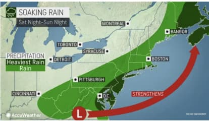 Storm With Soaking Rain, Strong Winds Will Be Followed By Big Change In Weather Pattern
