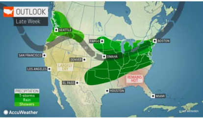 Memorial Day Weekend Washout? Latest Forecast Tracks Slow-Moving Storm System