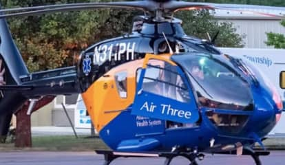 Serious Crash Closes NJ Turnpike In Kearny, 1 Airlifted