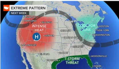 Topsy-Turvy Weather Pattern Will Take Another Turn Starting This Weekend