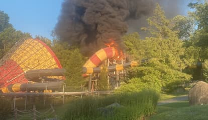 Sussex County Water Park Slide Fire Deemed Suspicious, Report Says