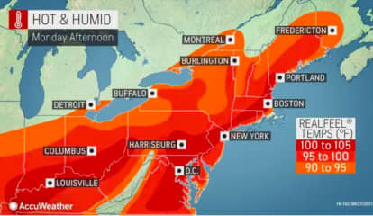 Summer's 2nd Heat Wave To Scorch The Northeast This Week