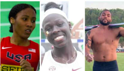 Meet The NJ, PA Athletes Crushing The Olympic Trials