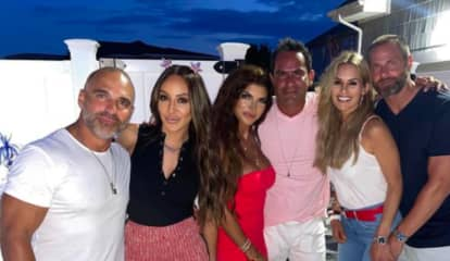 'RHONJ' Stars Party Together Down The Shore For July 4 (PHOTOS)