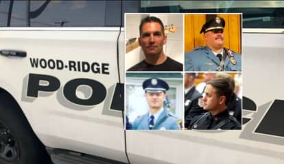 Call Involving Man Covered In His Own Feces Earns Wood-Ridge Officers Statewide Recognition