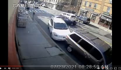 Video Shows Dramatic Rescue Of Baby Trapped Under Car In Westchester