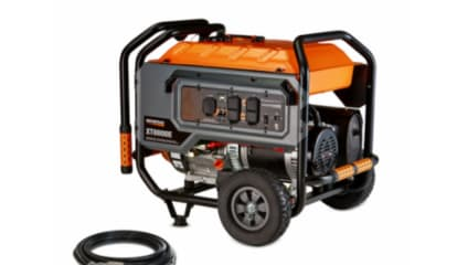 Recall Issued For Portable Generators Due To Finger Amputation, Crushing Hazards
