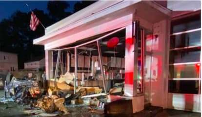 Car Crashes Into Newly-Opened Deli In Hudson Valley