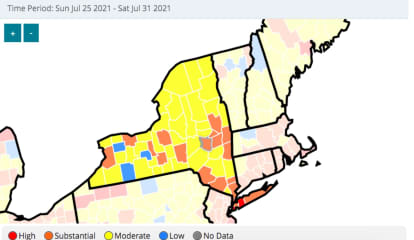 COVID-19: Sullivan County Reaches CDC Level Recommending Indoor Mask Use