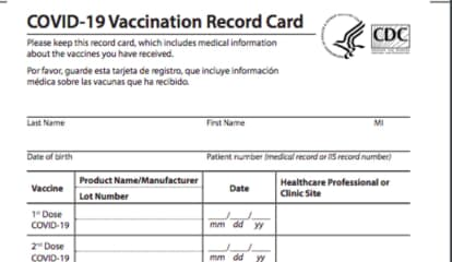 COVID-19: Sale Of Fake Vaccine Cards Prompts FBI Warning