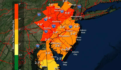 Hurricane Ida: Up To 6 Inches Of Rain Expected In NJ, PA