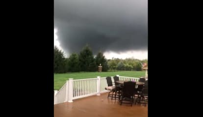 Thousands Without Power As Tornados Rip Through South Jersey