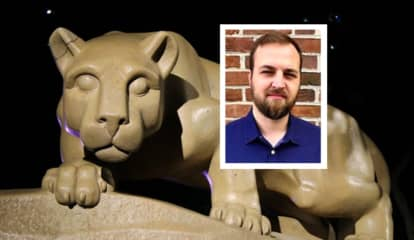 Penn State Professor Accused Of Attacking Protestor At Pro-Vaccine Rally