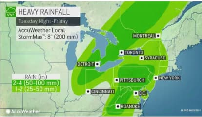 Storm System Will Bring Downpours, Flash Flood Risk, Strong Wind Gusts, Possible Power Outages