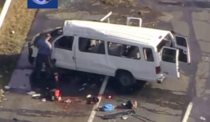 Queens Man Dead, 13 Injured In I-295 Crash