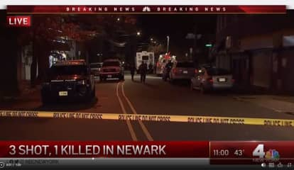 Victim In Tuesday's Fatal Newark Shooting Is South Orange Man, 22