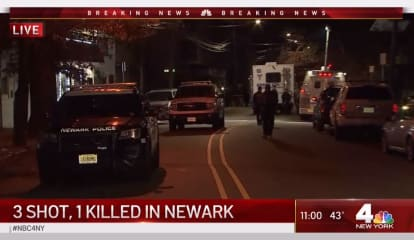 3 Shot, One Killed, In Second Straight Night Of Deadly Violence In Newark